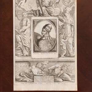 Benedictus XI by Cornelius Hazart
