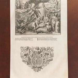 Deuteronomium, Fol. 45 by Jacob Lindenberg