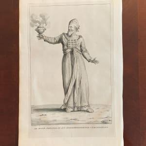 De Hooge Priestee in Zyn by Francois von Bleyswijck