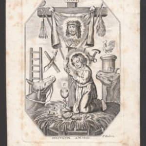 Speculum Amoris by Francis Huberti