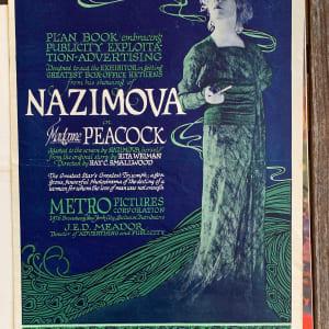 Madame Peacock by Alla Nazimova