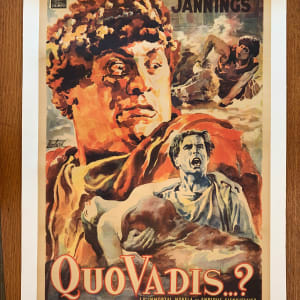 Quo Vadis by Osvaldo Venturi
