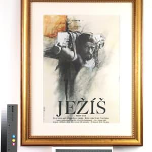 Jesus (Jezis, Czech) by J. S. Tomanek