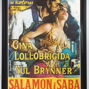 Solomon and Sheba (Croatia) by Frank McCarthy