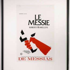 Messiah, The (Le Messie, Belgium) by Rene Ferracci