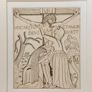 Crucifixion, The by David Jones