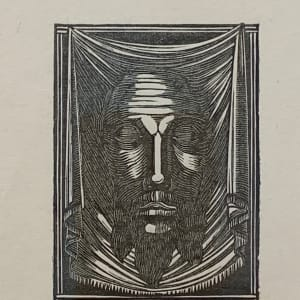 Holy Face by Eric Gill