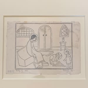 Holy Childhood, The by Eric Gill