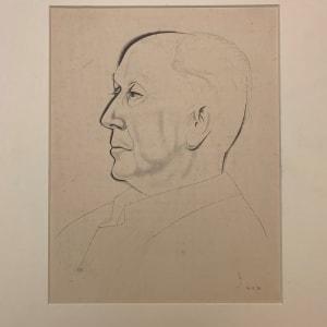 Canon John Gray by Eric Gill