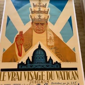 """Vrai Visage du Vatican, Le - """"Jubilaeum"""" (France) by René Péron"""