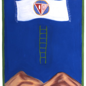 Ladders of Light 5: Crown Chakra, Sahasrara in New Mexico Skies