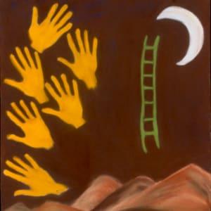 Ladders of Light 7: Pollen Hands