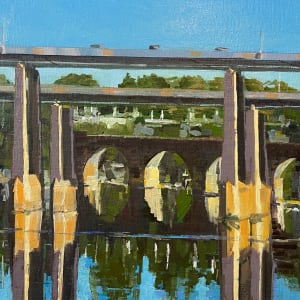River Bridges by Elaine Lisle