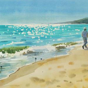 Seaside Walk II