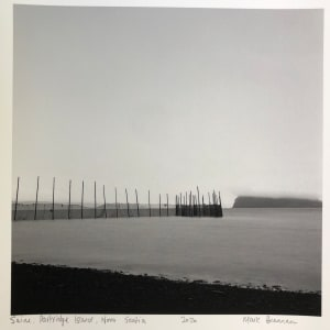 Seine, Partridge Island, Nova Scotia by Mark Brennan