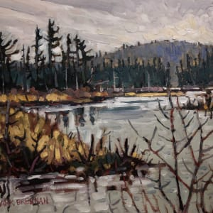 May At Grassy Lake by Mark Brennan