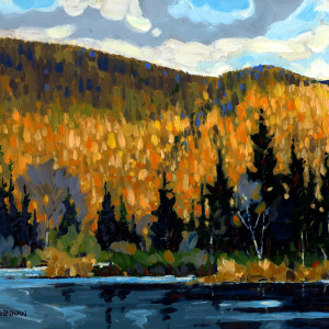 Bend In The Margaree