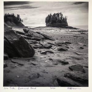 Low Tide Burncoat Head by Mark Brennan