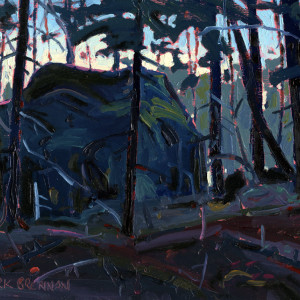 Early Morning On The Portage, Kejimkujik National Park by Mark Brennan