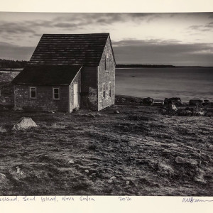 Homestead, Seal Island, Nova Scotia