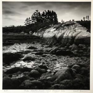 Tide Marks, First Light, Peggys Cove, Nova Scotia