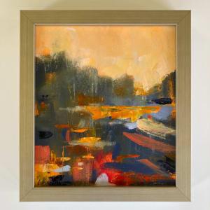 Autumn Reflections by Cameron Schmitz
