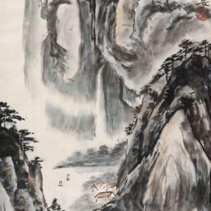 Waterfall near Xi'an