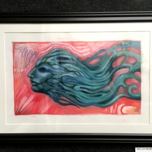 Blue and Red by Lydia Burris