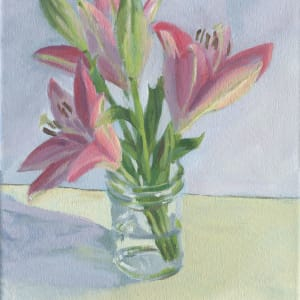 Lilies by Carrie Arnold