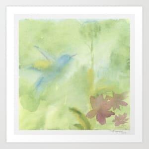 Hummingbird Selah by Michelle Chudy
