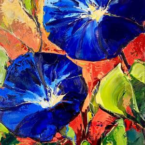 Blue Beginning by Judy McSween