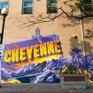 Cheyenne by Jordan Dean