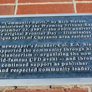 Community Spirit by Rich Haines