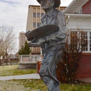 """Elling William """"Bill"""" Gollings - A True Cowboy Artist by Jerry Palen"""