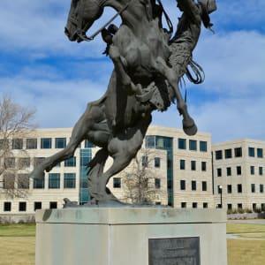 The Spirit of Wyoming by Ed Fraughton