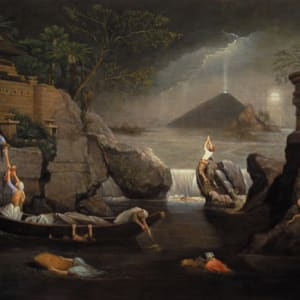 The Hundred Year Flood by Robert Beckmann