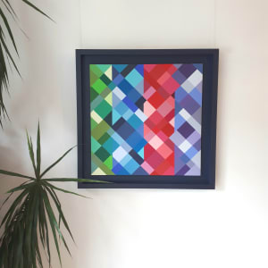 HIG099, Zig Zag by Christine Highland
