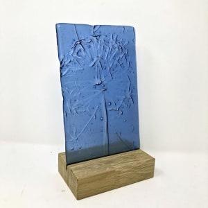 SHI184, Agapanthus block by Hilary Shields