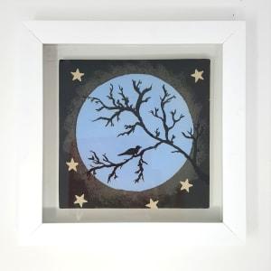 BRI065, Blue Moon, Self Isolating by Jane Bridger