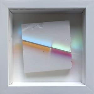 PAX217, Colour Square by Hildegard Pax