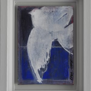 CHA179, Dove by Paul Chave - Painting