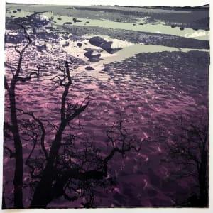 MCD076, Purple Peace by Ruth McDonald