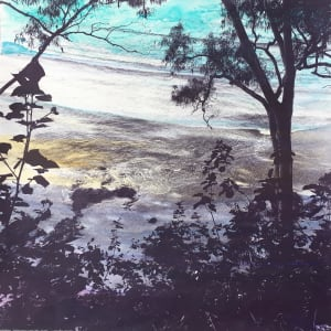 MCD100, Coastal Walk by Ruth McDonald