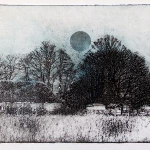 MCD052, Evening at The Farm by Ruth McDonald