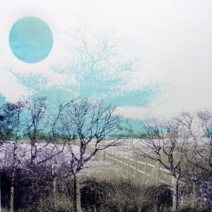 MCD130, Moon Over South Street by Ruth McDonald