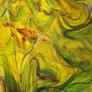 The Mood Swings - Cartography X by Mia Anika Jones-Walker
