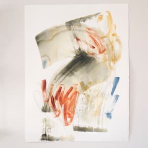 The Closeness of Color #2 by Vessna Scheff