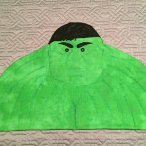 Hulk Smash by Hilary Clark