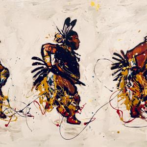 Hunter Dancer by GENE