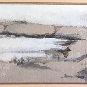 Inland Pond IP 43-21 'Winter' by Barbara Houston